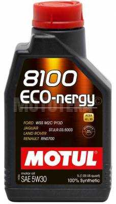 Масло моторное MOTUL (Мотюль) Eco-nergy 8100 5W30 (1л)